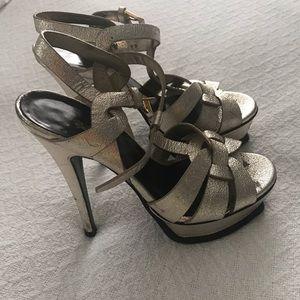 YSL tribute heels - size 35